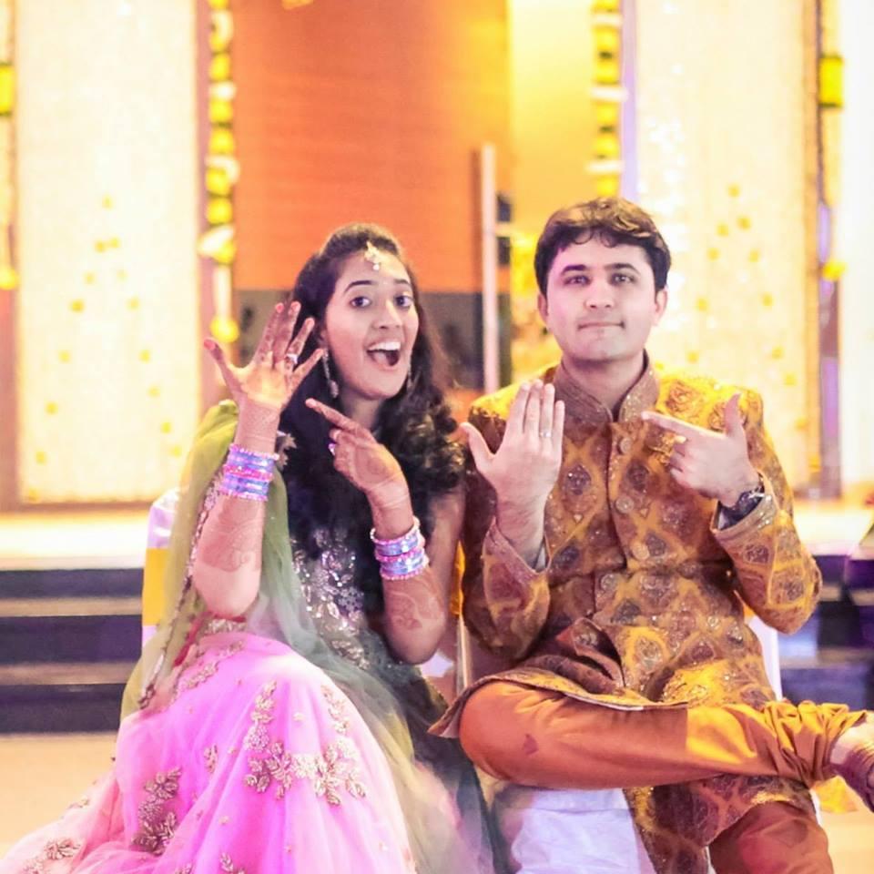 Kavya annapareddy wedding