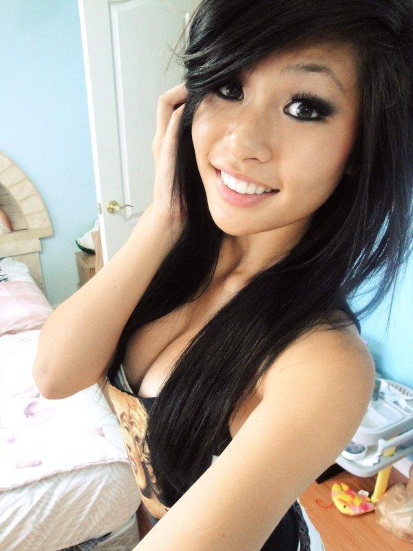 Mais 15 asiáticas que te vão deixar de olhos em bico
