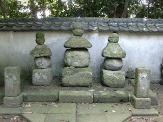 三浦三代の墓