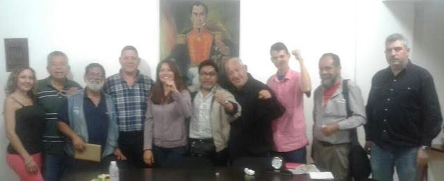 El FPAA fortalece la Unidad Revolucionaria Antiimperialista