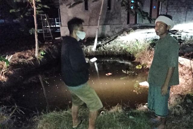 Bocah tenggelam di Pringgabaya sudah ditemukan, tersangkut akar pohon