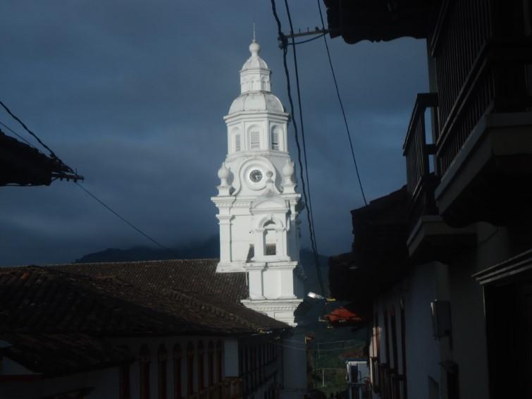 Iglesia de Salamina.