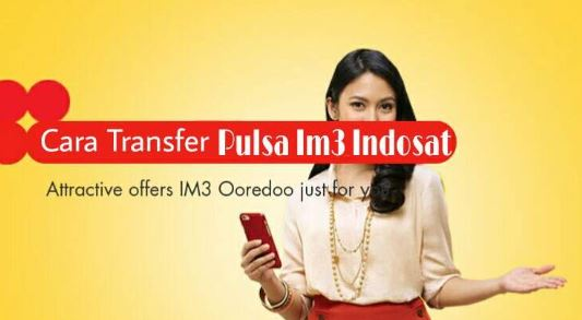 Cara Transfer Pulsa ke Sesama Indosat Melalui SMS dan UMB