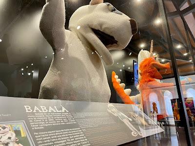 """Foto de la vitrina de """"Babalà"""""""