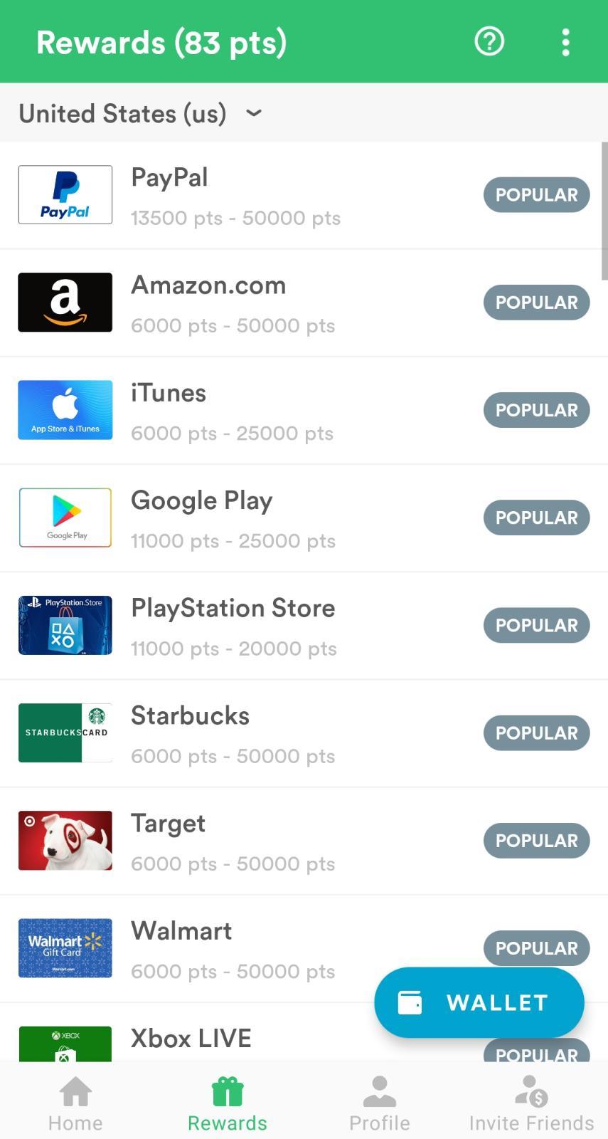 شرح تطبيق appKarma لربح رصيد باي بال مجانا + بطاقات جوجل بلاي مجانا + بطاقات ايتونز + بطاقات امازون