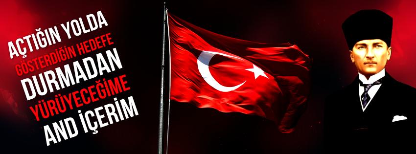 Atatürk Kapak Fotoğrafları