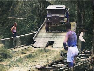 jembatan diatas lae renun