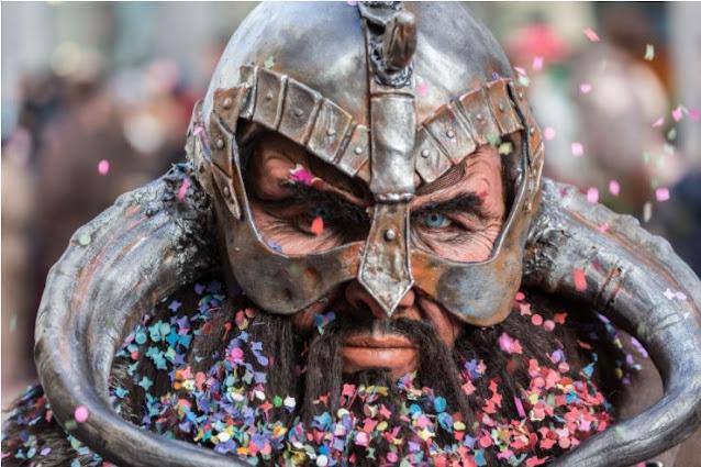 "The New Vikings ""Valhalla"""