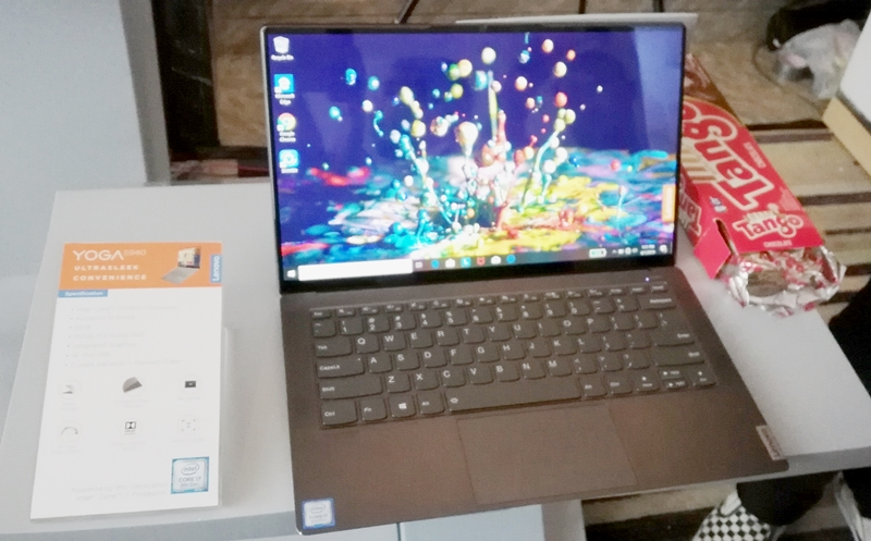 Lenovo Yoga S940 (Endah/Teknogav.com)