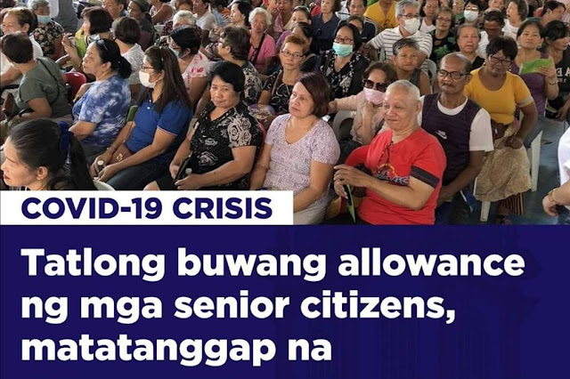 Manila to give 3-month financial aid to its senior citizens