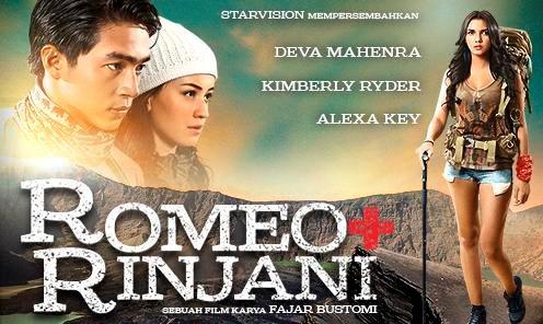 Film Romeo dan Rinjani