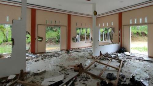 Netizen Colek Mahfud MD: Masjid Ahmadiyah Dibakar karena SKB 2 Menteri dan Fatwa MUI