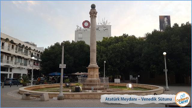 Ataturk-Meydani-Venedik-Sutunu