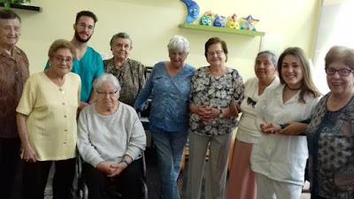 Antonia y otros usuarios de Aviparc