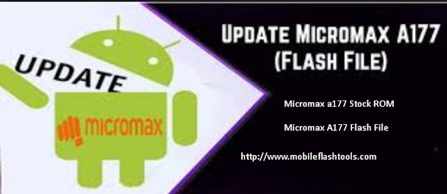Micromax A177 Stock ROM (Flash File) Free Download