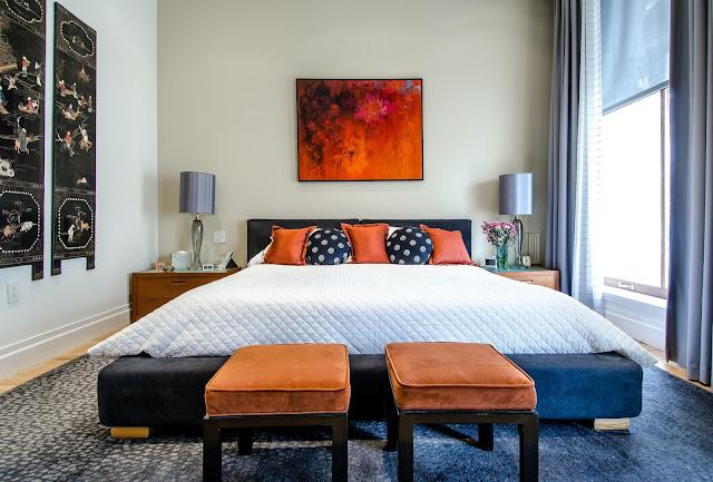 Dekorasi Kamar Tidur Minimalis Sederhana Terbaru