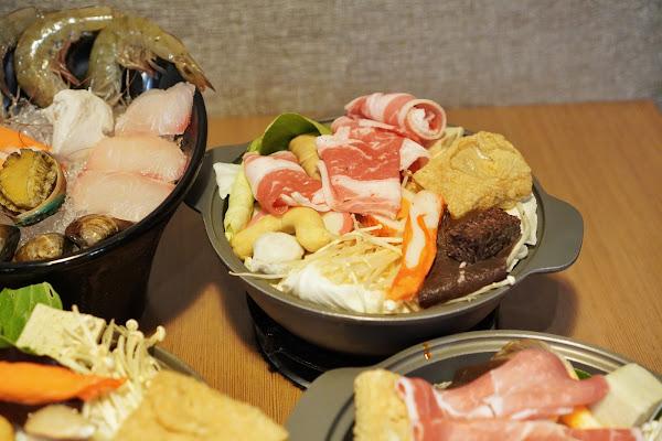 台南安平區美食【老城門佰元鍋物】餐點介紹-香濃起司鍋