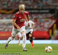 Andreas Pereira set for manchester United return; Lazio not ready to pay £21m fee