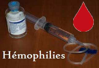 Hémophilies A Hémophilies B définition Diagnostic Traitement