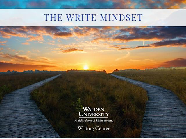 The Write Mindset title image