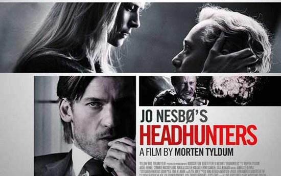 Headhunters 2011 movie poster
