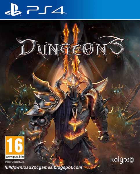 Dungeons 3 Free Download PC Game