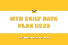 5+ Latest MTN Daily Data Plans 2020