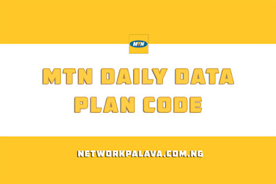 mtn daily data plans bundle