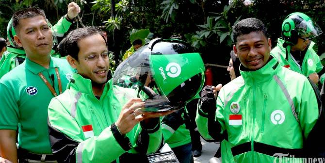 Cara Gabung Jadi Mitra Driver Gojek Paling Anyar Mudah Ojek Online Gojek Grab Indonesia