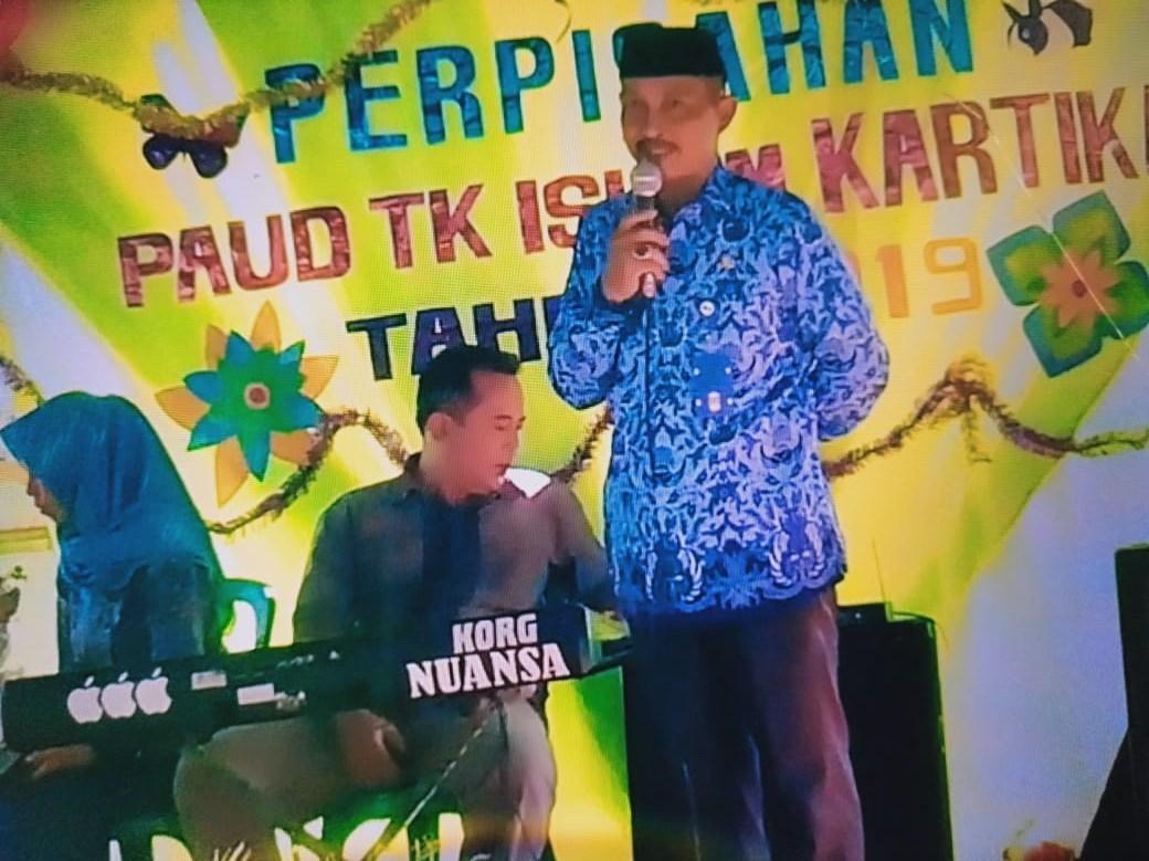 Contoh Sambutan Kepala Sekolah TK/PAUD Acara Perpisahan ...