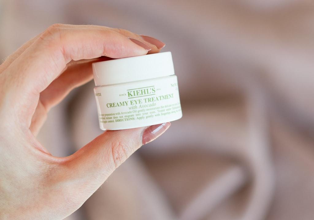 Drei Hautpflegelieblinge für den Winter Kiehls Creamy Eye Treatment with Avocado