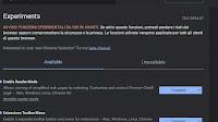 """Opzioni Chrome """"Flags"""" da attivare per usare le funzioni sperimentali più utili"""