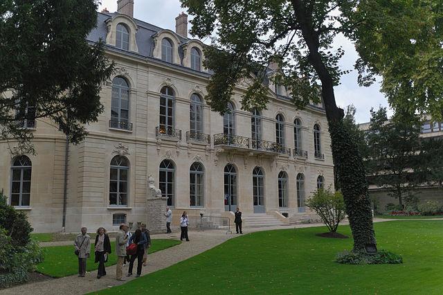Mansão Hotel de Villeroy em Paris