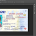 TEXAS DRIVER LICENSE PSD TEMPALTE
