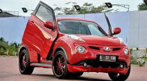 modifikasi nissan juke
