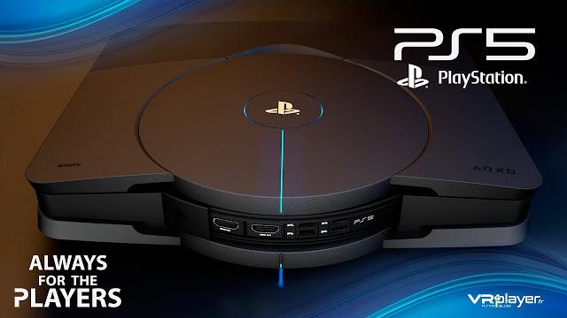 جديد جهاز PS5,جديد جهاز ,PS5, PS5 بلايستيشن 5, موضوع, PS , PS5, تصميم جديد لجهاز PS5