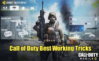 Call of Duty mobile Tricks