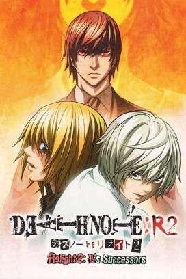فيلم Death Note Relight 2 - L's Successors 2008 مترجم اون لاين