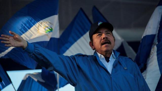 Ortega: EEUU atenta contra pueblos de Nicaragua, Venezuela y Cuba