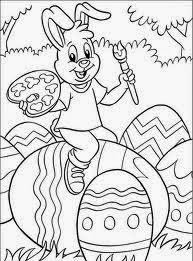 Jocuri Pentru Copii Mari şi Mici Planse Cu Oua De Colorat