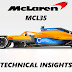 McLaren MCL35 technical insights and analysis