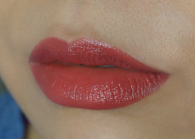 MAC Cosmetics lipstick HOT TAHITI| makeupwonderland29