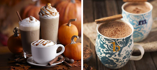 My Favourite Things About Autumn: Hot Drinks | Katie Kirk Loves