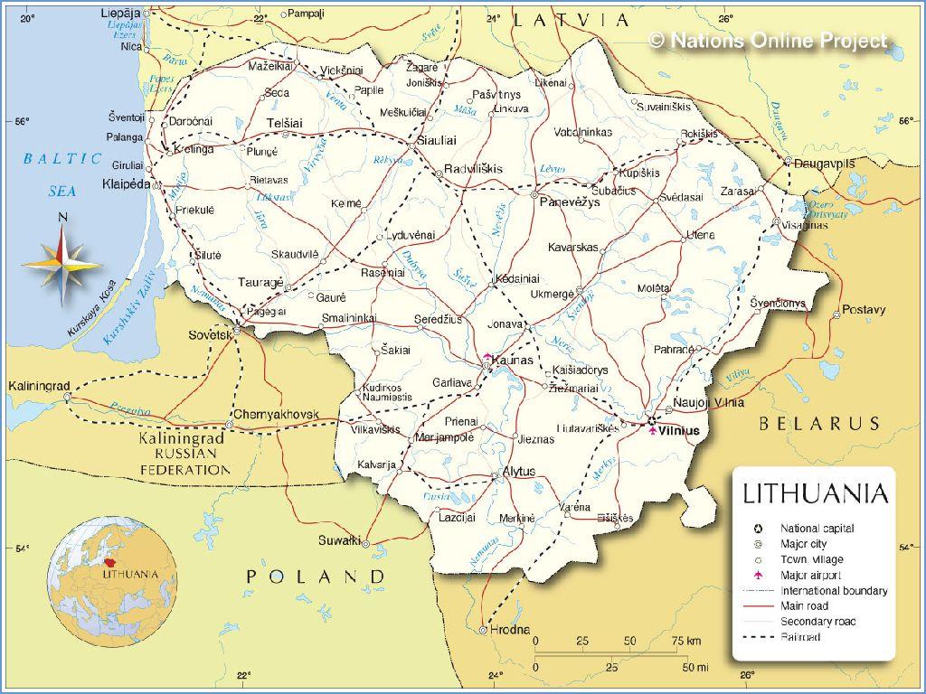 map of longitude and latitude of the united states