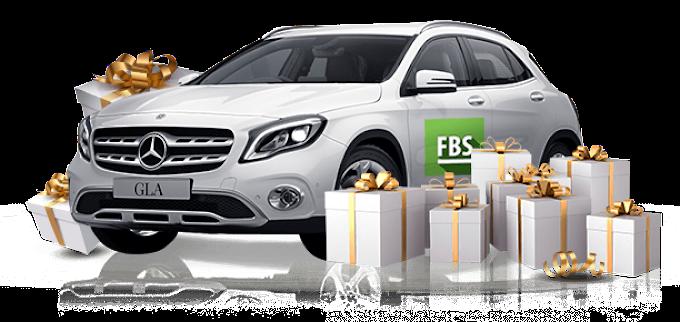 شارك FBS احتفالها بالذكرى ال 11 واربح جوائز ماليه وعينيه والجائزه الكبرى سياره Mercedes