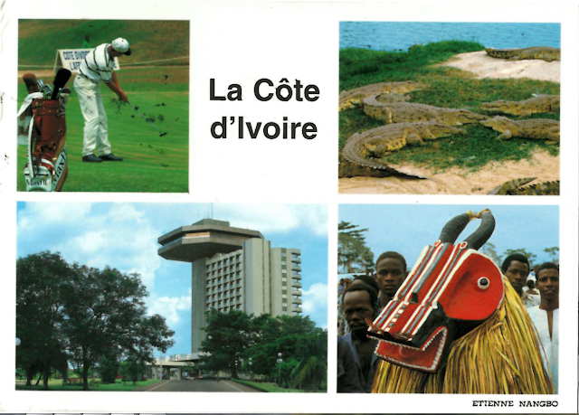 Postcard from Ivory Coast