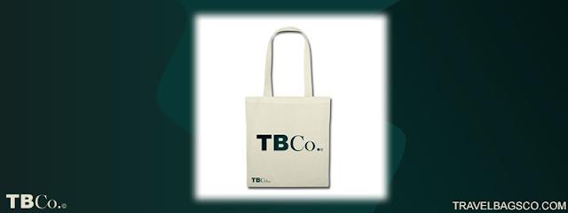 Bolsa de tela con logotipo de Travelbagsco.