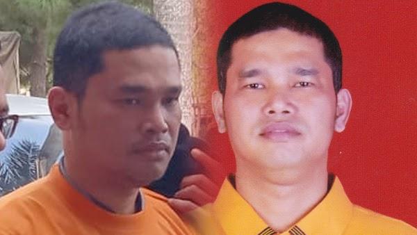 Jefri, Pembunuh Hakim Jamaluddin, Eks Caleg DPRD Medan dari Hanura