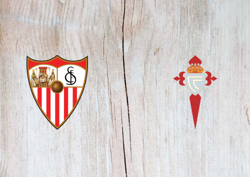 Sevilla vs Celta de Vigo -Highlights 30 August 2019