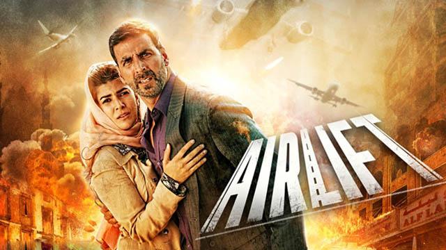 Airlift (2016) Hindi Movie 720p BluRay Download